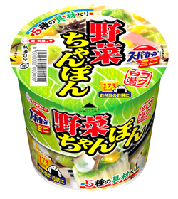 スーパーカップミニ 野菜ちゃんぽん